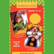 Junie B. Jones Collection: Books 23-24 | Barbara Park