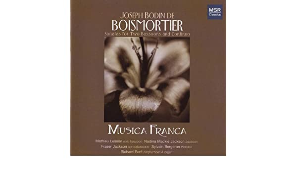 Chaconne In A Major Op 66 By Musica Franca On Amazon Music