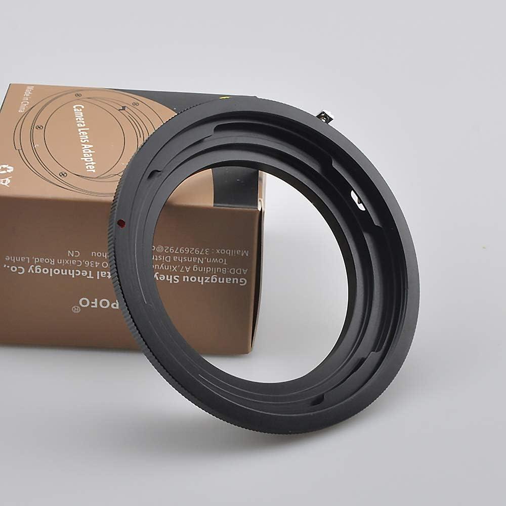 D5200 D800 D5100 Compatible with for Hasselblad HB V C//CF Lens /& for Nikon F Mount Camera D7100 D5300 D3100,D3000 D600 D70 D700 D D300 D60 D100 D80 D3200 D50 D610 D200 D5000 D7000