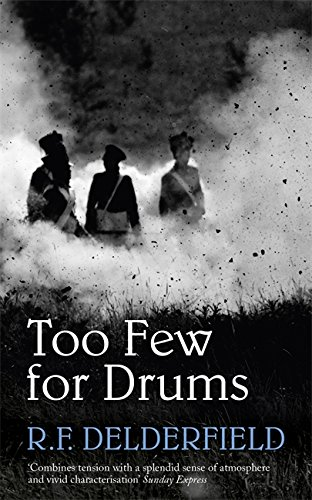 book cover of Too Few for Drums