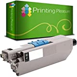 BLACK Compatible Laser Toner Cartridge for OKI MC332dn/MC342dn/MC342dnw/MC342w/C301/C301dn/C321/C321dn/44973536