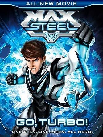 Max Steel Go Turbo [Edizione: Stati Uniti] [Italia] [DVD]