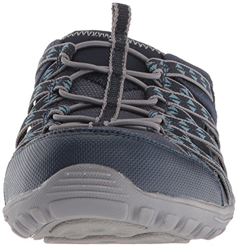 Enfiler Fest Reggae Skechers marlin Bleu navy Baskets Femme 57pq1Iwq