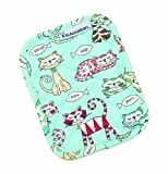 Ritz Kitchen Wears Print Cotton Pot Holder, Cat's - Best Reviews Guide
