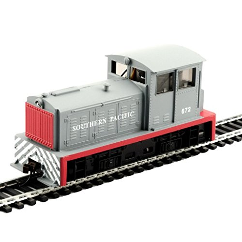Model Power Spur H0 - Diesellok Plymouth DDT Industrial Switcher Southern Pacific