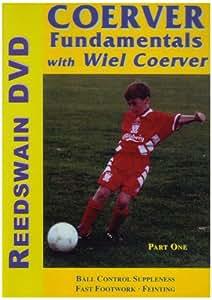Soccer - Coerver Fundamentals -  Ball Control, Fast Footwork & Feinting