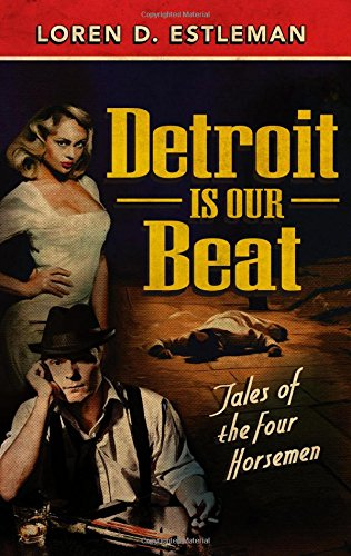 book cover of Detroit Is Our Beat
