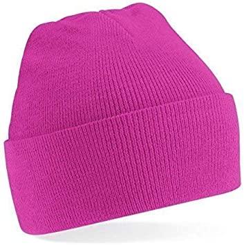 ShirtInStyle gorro de lana tejido grande Unisex muchos colores Gorro de invierno gorro de moda