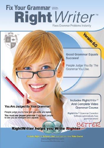 RightWriter: Grammar Correction (Correction Software)