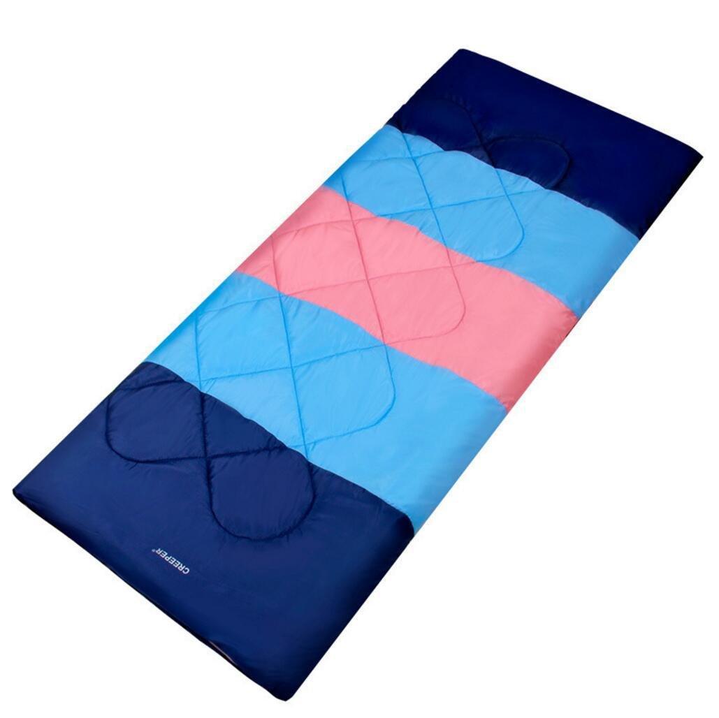 アウトドア封筒大人用Sleepingバッグ超軽量冬Keep WarmコットンPolar Fleece - 5  B0762MQ35Q