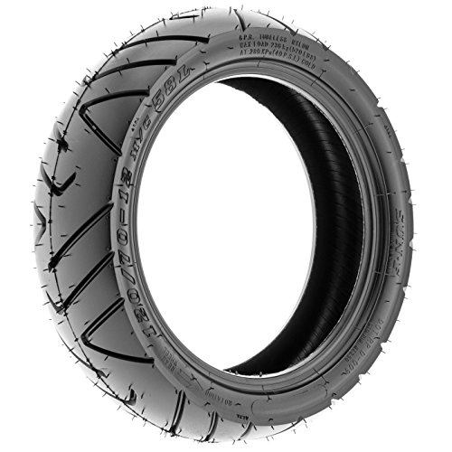 SunF 130/60-13 6 Ply ATV UTV A/T Tire D009, [Single] by SunF (Image #9)