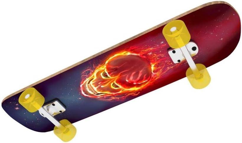 New Sports Skateboard Ghostrider, Länge 78,7 cm kaufen