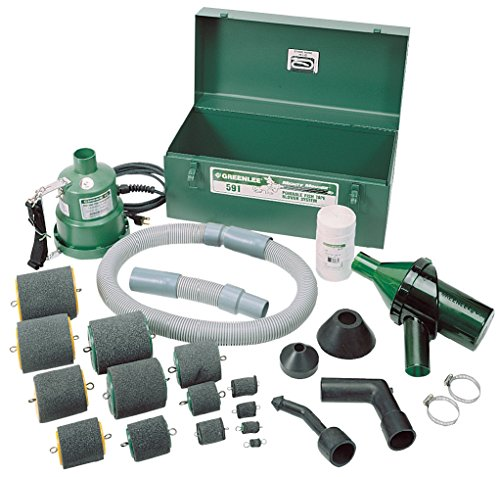 GREENLEE 591 Porta-Blower Power Fishing System