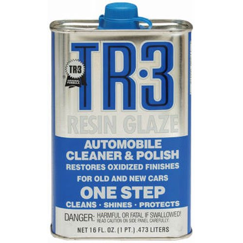 Blue Magic 12-A 16 Ounce 12A TR-3 Resin Glaze-16 fl. oz