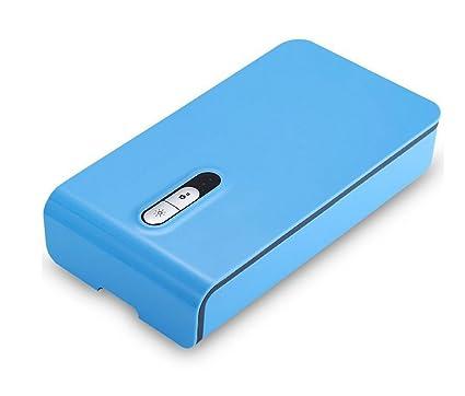 Teléfono Celular Desinfectante UV, Lámpara Germicida Con Aromaterapia Y Función De Carga, Hogar Y