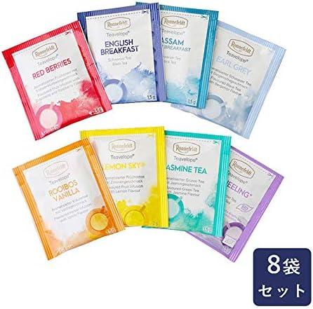 紅茶 ティーベロップ お試しセット ロンネフェルト 8袋