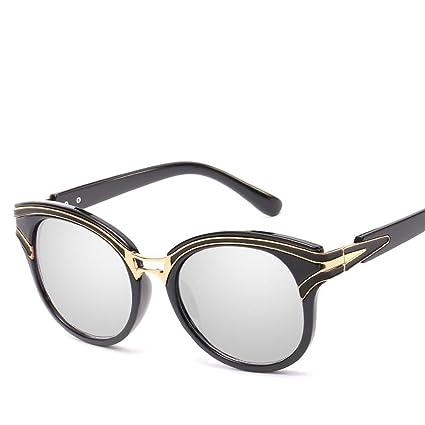 BiuTeFang Gafas de Sol Mujer Hombre Polarizadas Moda Gafas ...
