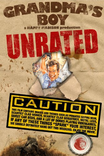 DVD : Grandma's Boy UNRATED