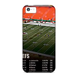 Case Cover Kansas City Chiefs/ Fashionable Case For Iphone 5c