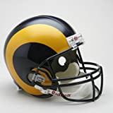 St. Louis Rams 1981-99 Throwback Deluxe Replica Helmet