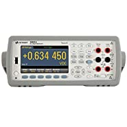 Keysight Technologies 34461A Digital Multimeter, 6½ Digit, 34401A Replacement, Truevolt DMM