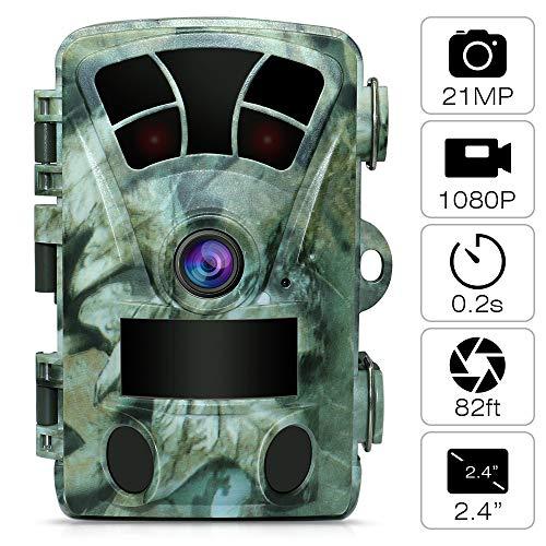 21MP 1080P Hunting Trail Camera 2.4