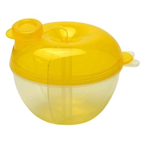 Gaddrt - Dispensador de leche portátil para bebés y bebés F