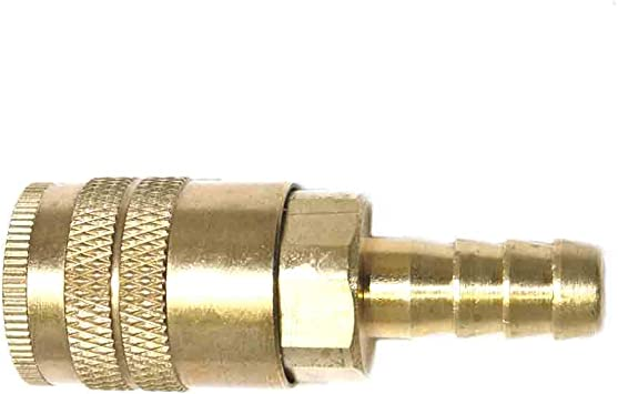 CPH463 Industrial Coupler Plug 1//4 Inch x 3//8 Inch Barb
