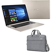 ASUS VivoBook S510UA-DB71 (i7-7500U, 16GB RAM, 500GB SATA SSD + 1TB HDD, 15.6 Full HD, Windows 10) Laptop
