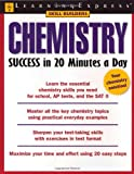 Chemistry Success in 20 Minutes a Day, Michael B. McGinnis and LearningExpress Staff, 1576854841