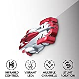 Force1 Wall Climbing RC Car – 4 Assorted Colors Fast Remote Control Car for Boys and Girls w/ RC Cars for Kids Remote + USB Charger for RC Car (Red)