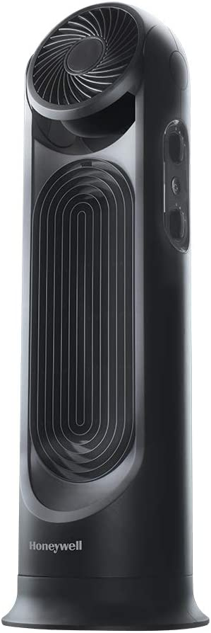 Honeywell turbo force power hyf500e - ventilador de torre