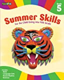 Summer Skills: Grade 5 (Flash Kids Summer Skills), Flash Kids Editors, 1411434145