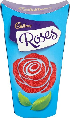Cadbury Roses 321g (Plains Great Lewis John)