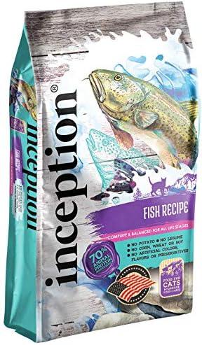 Inception Dry Cat Food Fish Recipe
