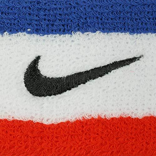 Nike Swoosh Headband Habanero RED/Black OSFM by Nike (Image #2)