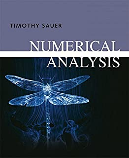 Student solutions manual for numerical analysis by timothy sauer.