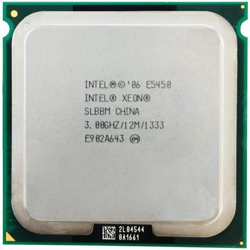Intel Xeon E5450 Quad Core 3.0GHz 80W 12MB SLANQ SLBBM Processor Works On LGA 771 Mainboard Tested 100/% Working