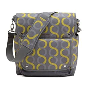 timi & leslie 2-in-1 Backpack Diaper Bag, Sami