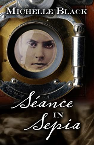 book cover of Seance in Sepia