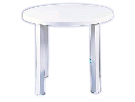 Tavolo tondo heaven Ø cm bianco design jean marie massaud for