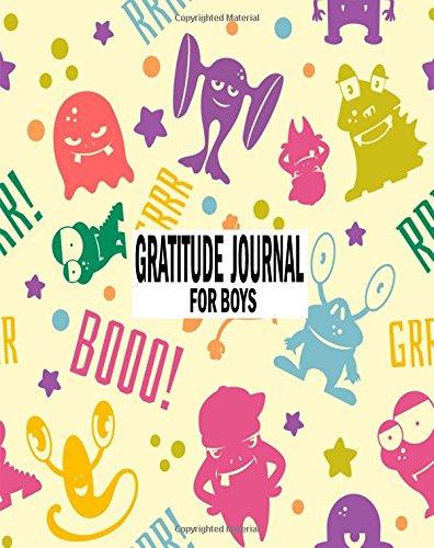 Download Gratitude Journal For Boys: Prayer Journal For Kids Thankful 8x10 (Volume 17) PDF