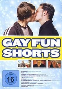 Gay Fun Shorts (teilw. OmU) [Alemania] [DVD]