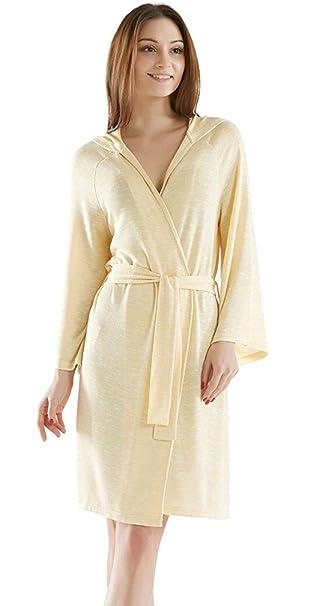 843fe978f18d Ink+Ivy Hooded Wrap Robes for Women - Lounge Women Robe Sleepwear ...