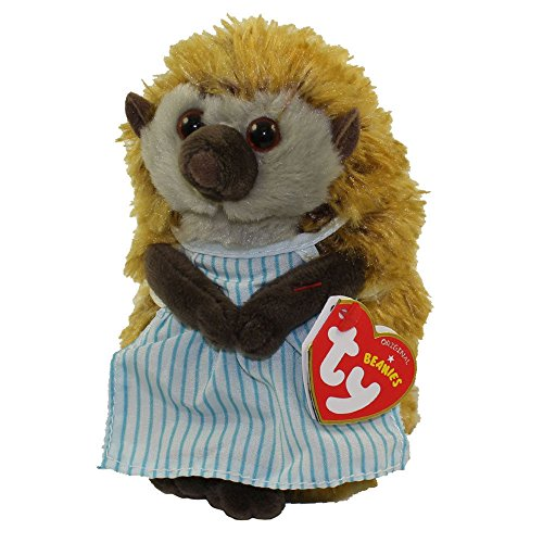 2018 TY Peter Rabbit Plush - MRS TIGGY WINKLE (free gift with purchase)]()