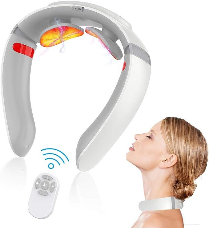 masajeador eléctrico de cuello