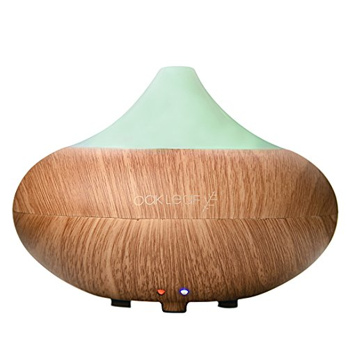 Oak Leaf Aromatherapy Ultrasonic Humidifier product image