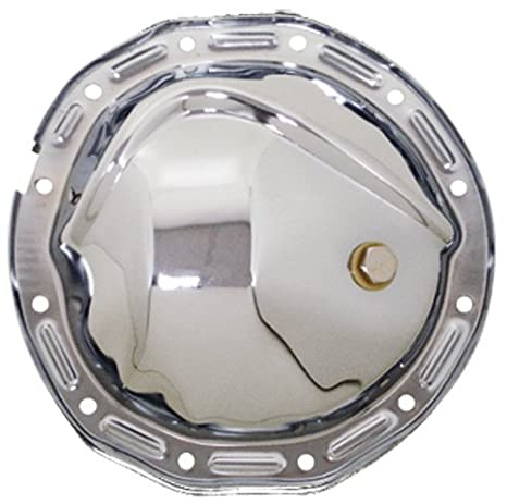 1964-72 Chevy/GM Chrome Steel Rear Differential Cover - 12 Bolt w/ 8 875