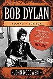 img - for Bob Dylan: A Descriptive, Critical Discography and Filmography, 1961-1993 book / textbook / text book