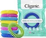 Cliganic 10 Pack Mosquito Repellent